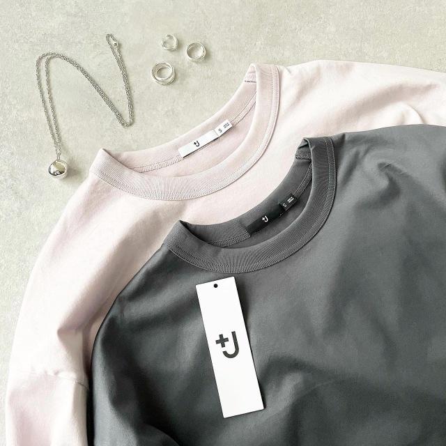 『ユニクロ+J』再販で買えた!幻のTシャツ【tomomiyuコーデ】_1_1