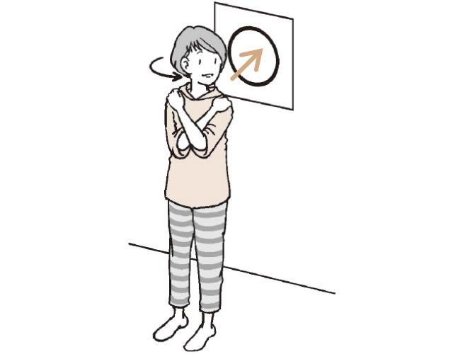 頸椎症の度合いチェック2