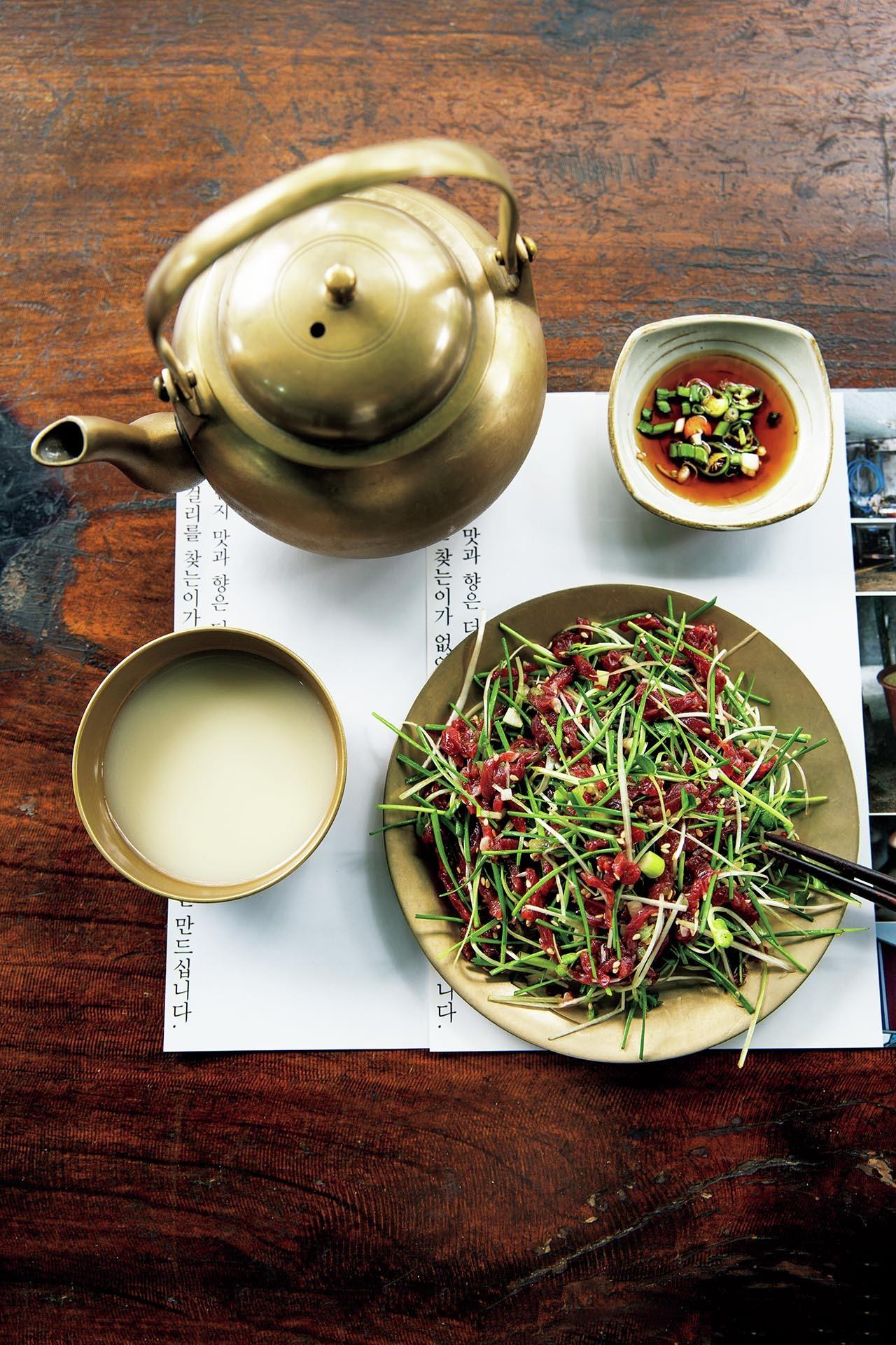 大人のためのソウル旅④お酒に合う韓国伝統料理 五選_5_1-1