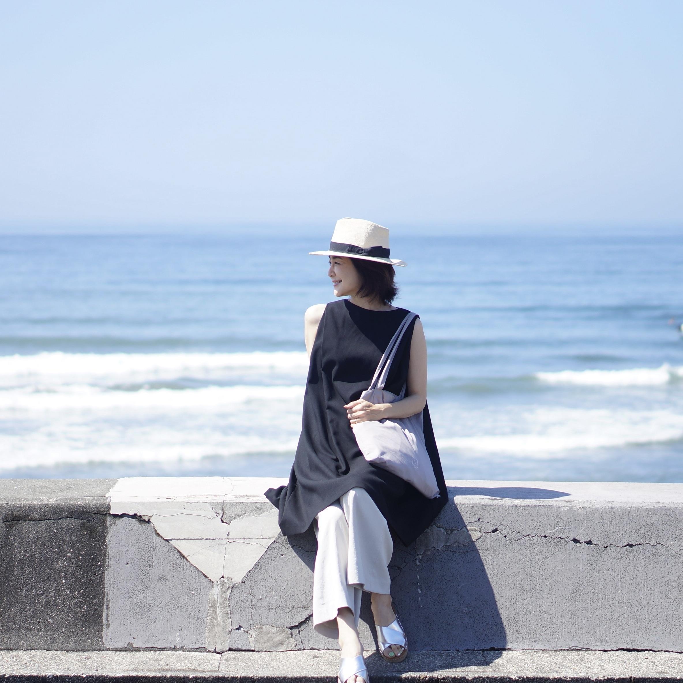 【2021晩夏のプチプラファッション】アラフィー華組ブロガーの『ユニクロ・GU』高見えコーデ特集_1_27