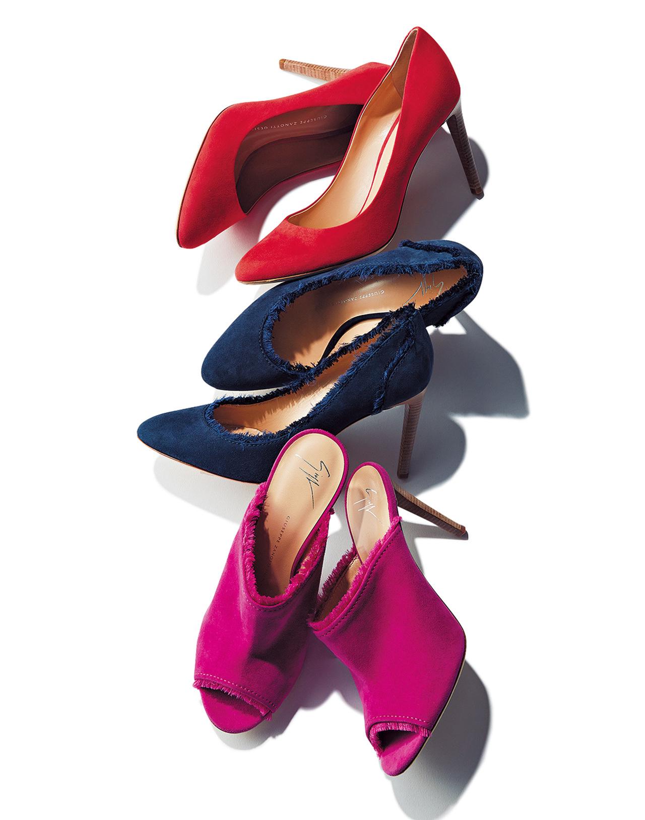 一足あれば、手持ち服を旬にしてくれる。大人こそトレンド靴に投資!_1_1-2
