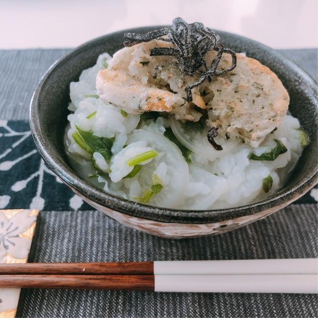 お米からたった15分で出来る絶品!お粥レシピ。_1_8