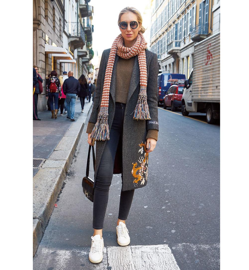 「デニム」は短め、スキニー、カットオフの三択【ファッションSNAP ミラノ・パリ編】_1_1-2