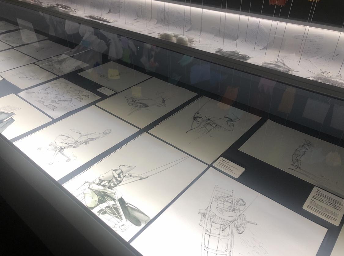 Vol.83♡ 企画展「 ㊙展 めったに見られないデザイナー達の原画 」_1_5