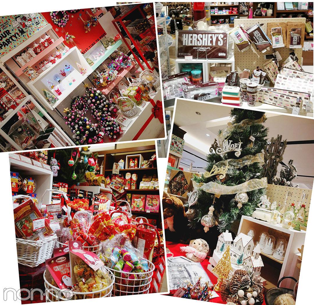 「PLAZA」のクリスマスグッズが可愛い過ぎ♡ 人気読モが選んだプレゼントは?_1_2-2
