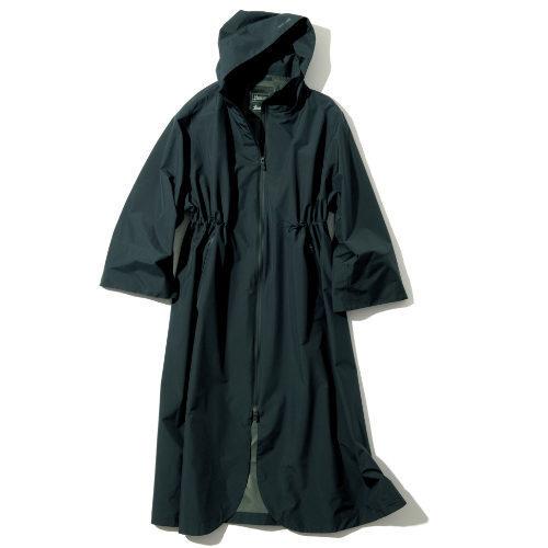 「HERNO」のラミナー フーデッドコート