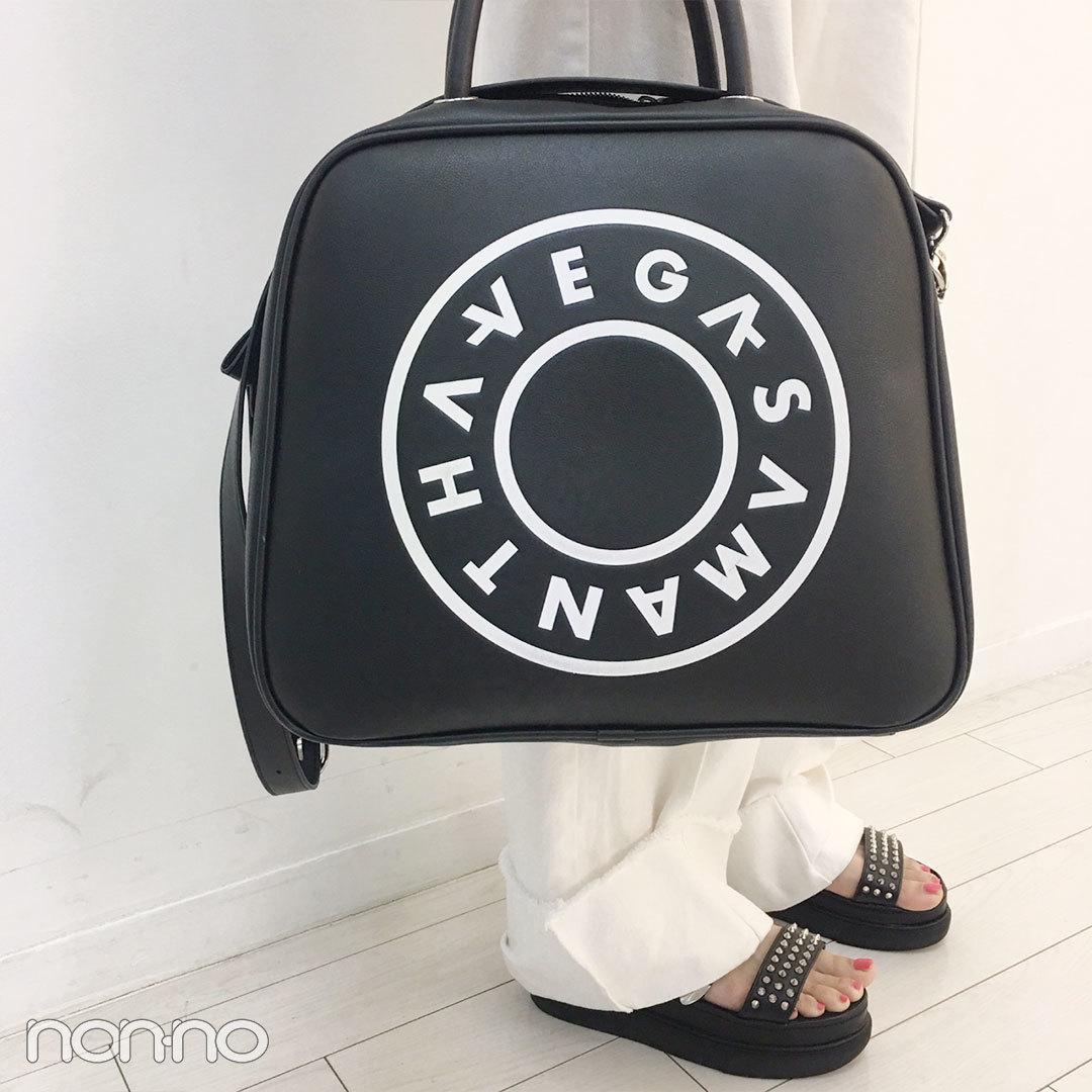鈴木優華のプチ旅コーデはサマンサベガのバッグが相棒♡【モデルの私服スナップ】_1_2-3