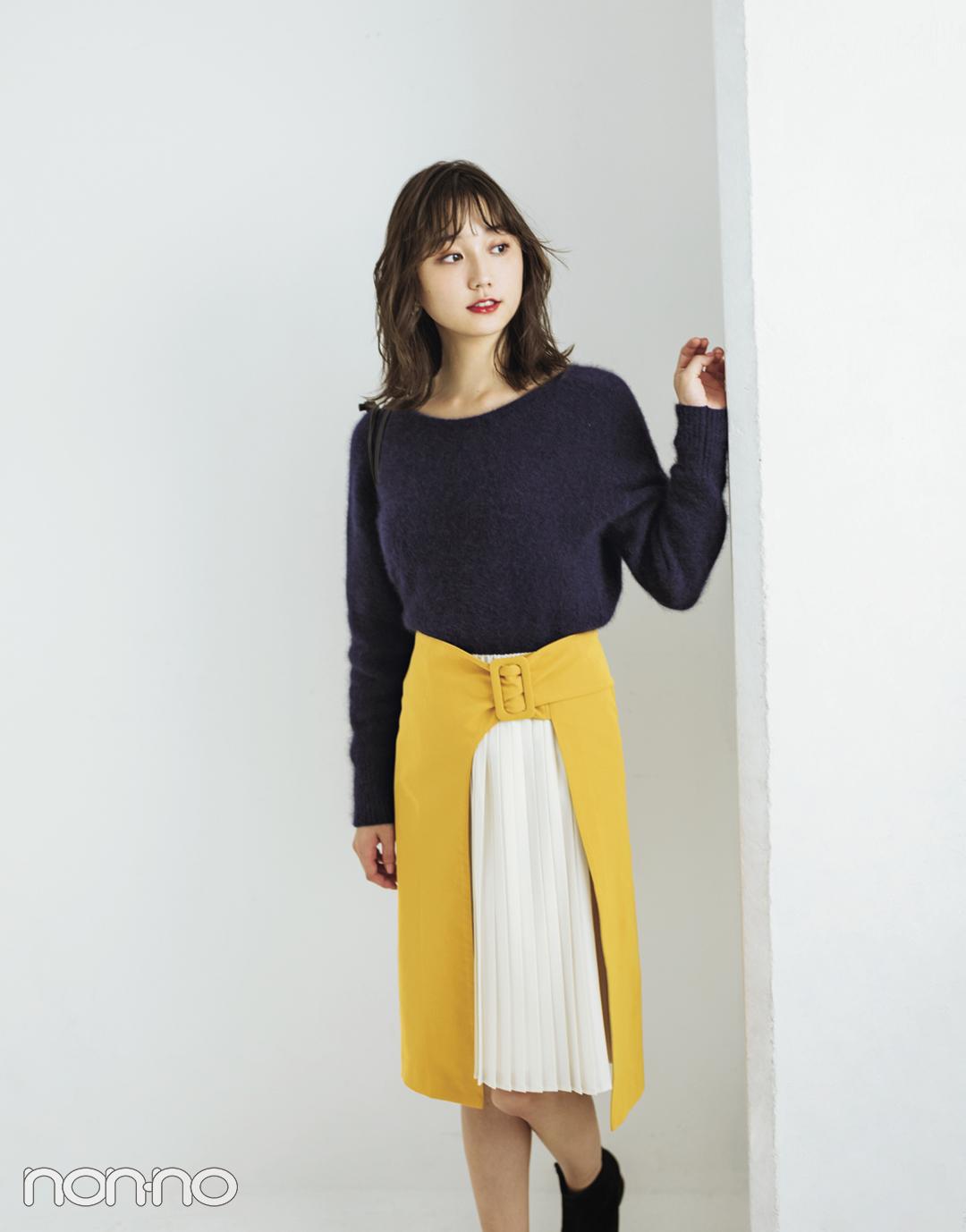 この秋買うべきプリーツスカートって? 最新コーデはこちら!_1_2-2