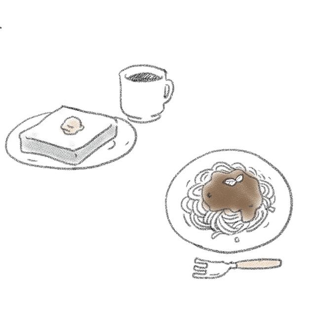 意外にも、朝食抜き、朝昼の糖質偏重が多かった!