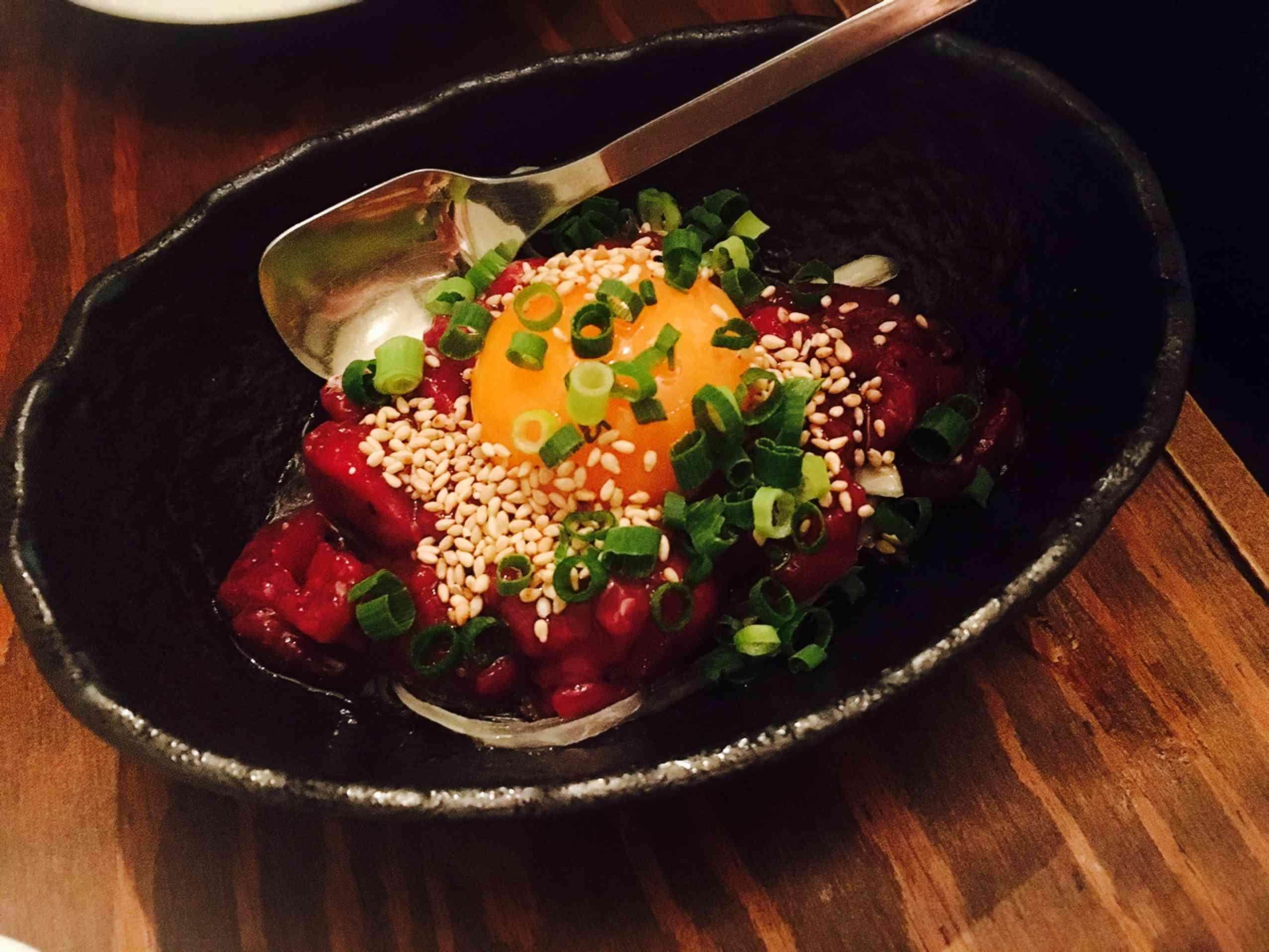肉食さんには♡肉寿司女子会を提案!_1_5-1