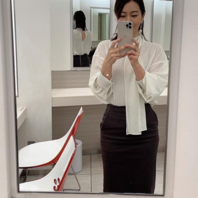 美女組さんとのランチコーデ2選♡_1_3-2