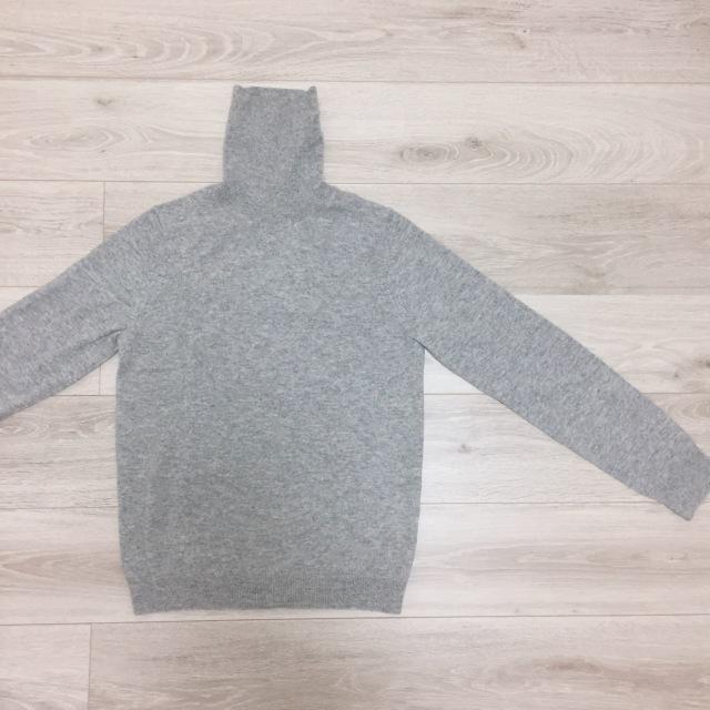 UNIQLO期間限定価格のカシミヤセーター比較【momoko_fashion】_1_1-1