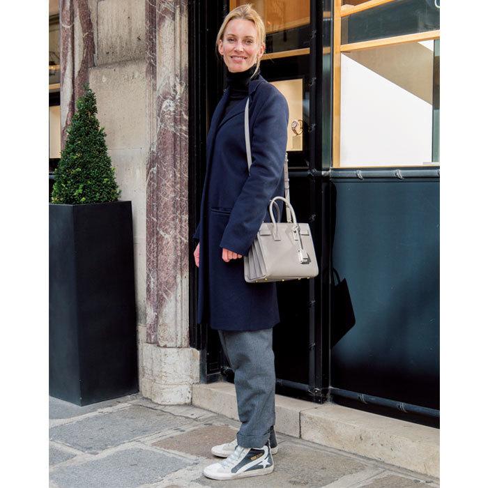 スニーカーはハイテクとスマートが人気を二分【ファッションSNAP パリ・ミラノ編】_1_1-4