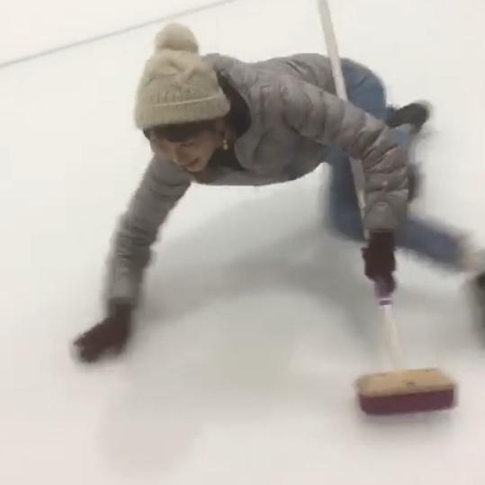 氷上の熱戦!軽井沢でカーリング体験!_1_3-4