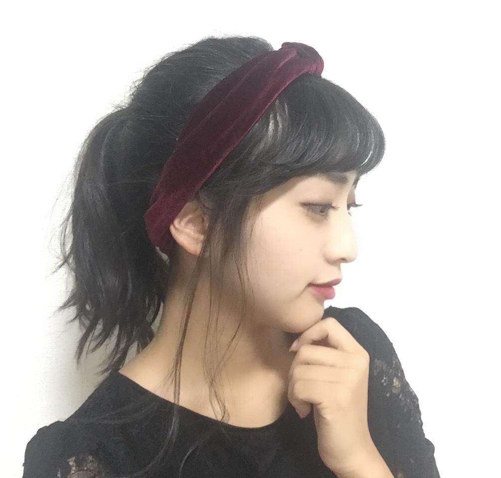 最近買ったお気に入りでヘアアレンジ♡_1_2