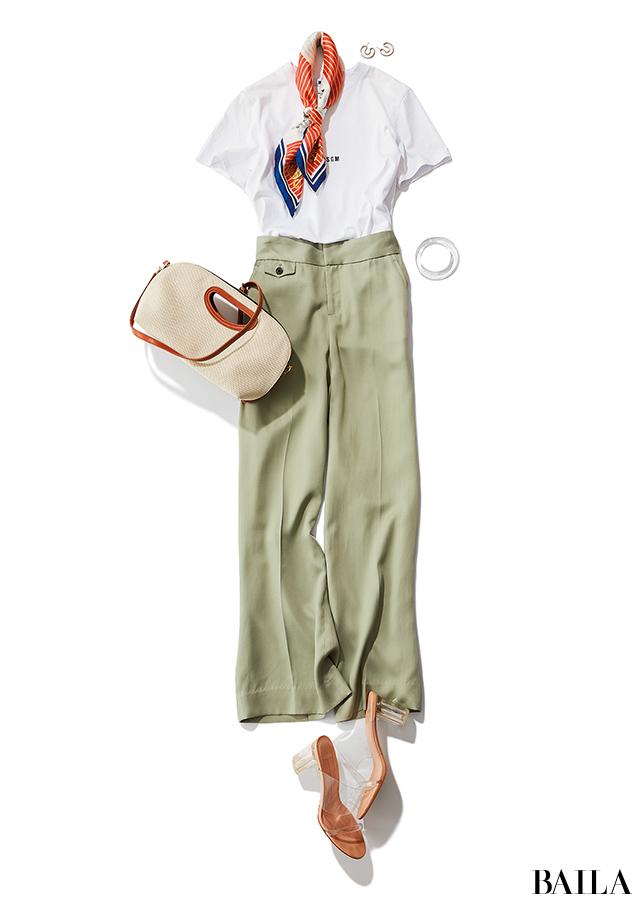 【男性ウケ抜群】アラサー的・夏のモテるファッション30コーデ!_1_53