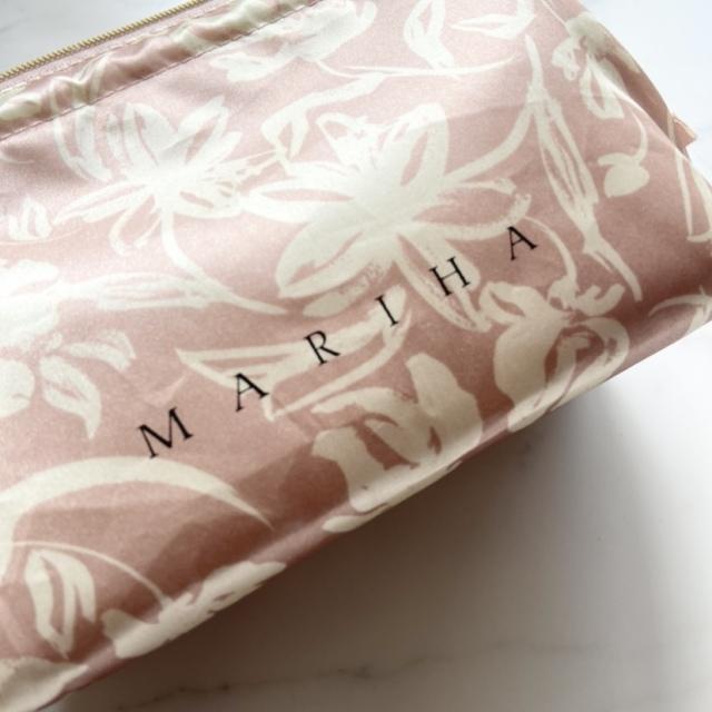 Marisol5月号付録は「MARIHAのフェミニンポーチ」【4/7発売】_1_1-1