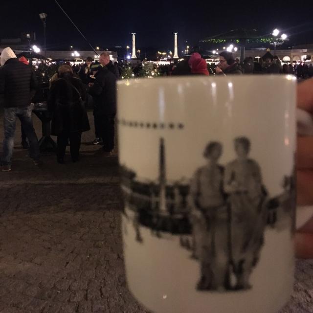 シェーンブルン宮殿はクリスマスマーケット☆_1_5