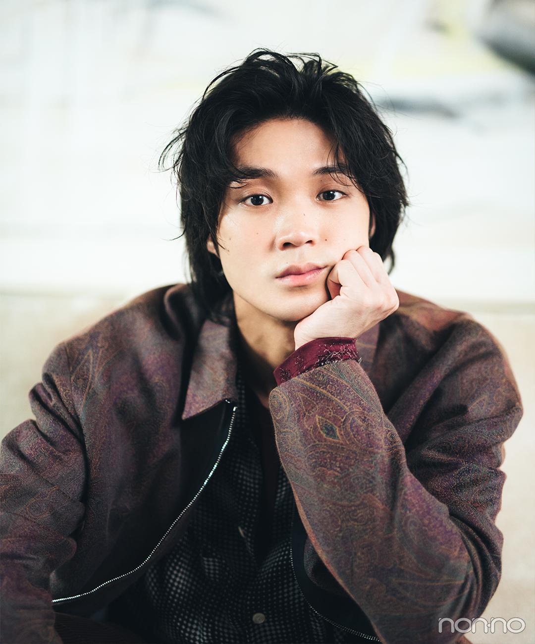 今月の彼氏 磯村勇斗(いそむらはやと)|non-no(ノンノ)2019年12月号