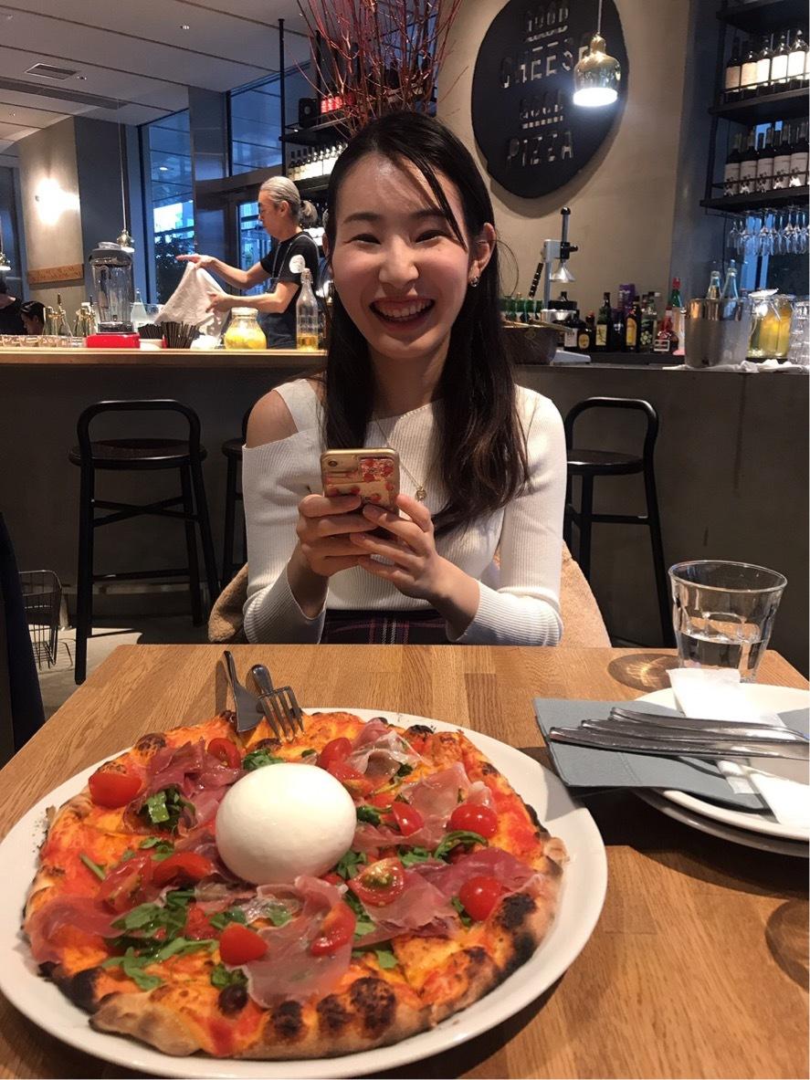 【日比谷ミッドタウン大解剖】濃厚チーズピザのお店♡_1_2