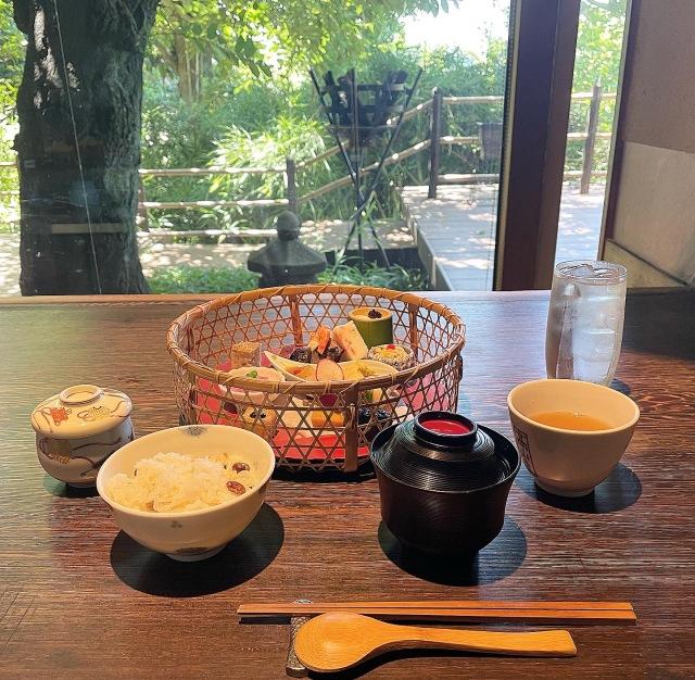 イサムノグチ展と上野公園散策、お勧めのお昼ご飯処。【40代 私の休日】_1_8