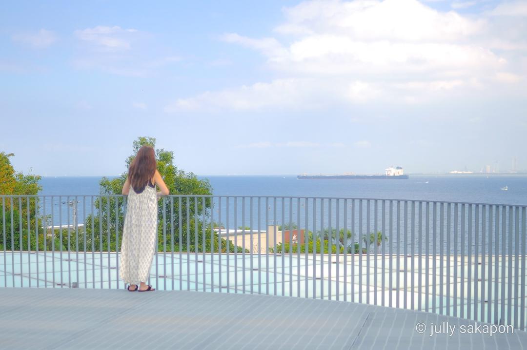 【さかぽんの冒険】空と海に癒される横須賀きっぷ❤️@横須賀美術館_1_9