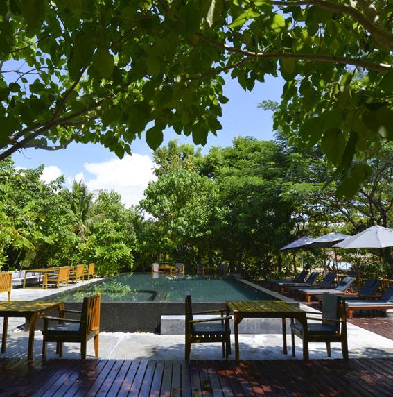 タイビーチのビーチを楽しむ、離島のホテル5選(リペ/クラダン/サメット/パンガン/チャン) _2_2-1