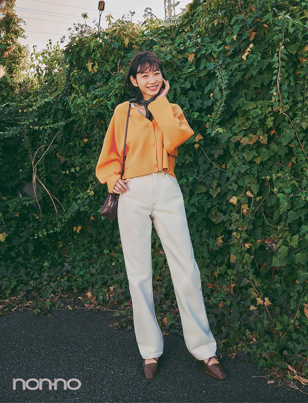 岡本夏美style2