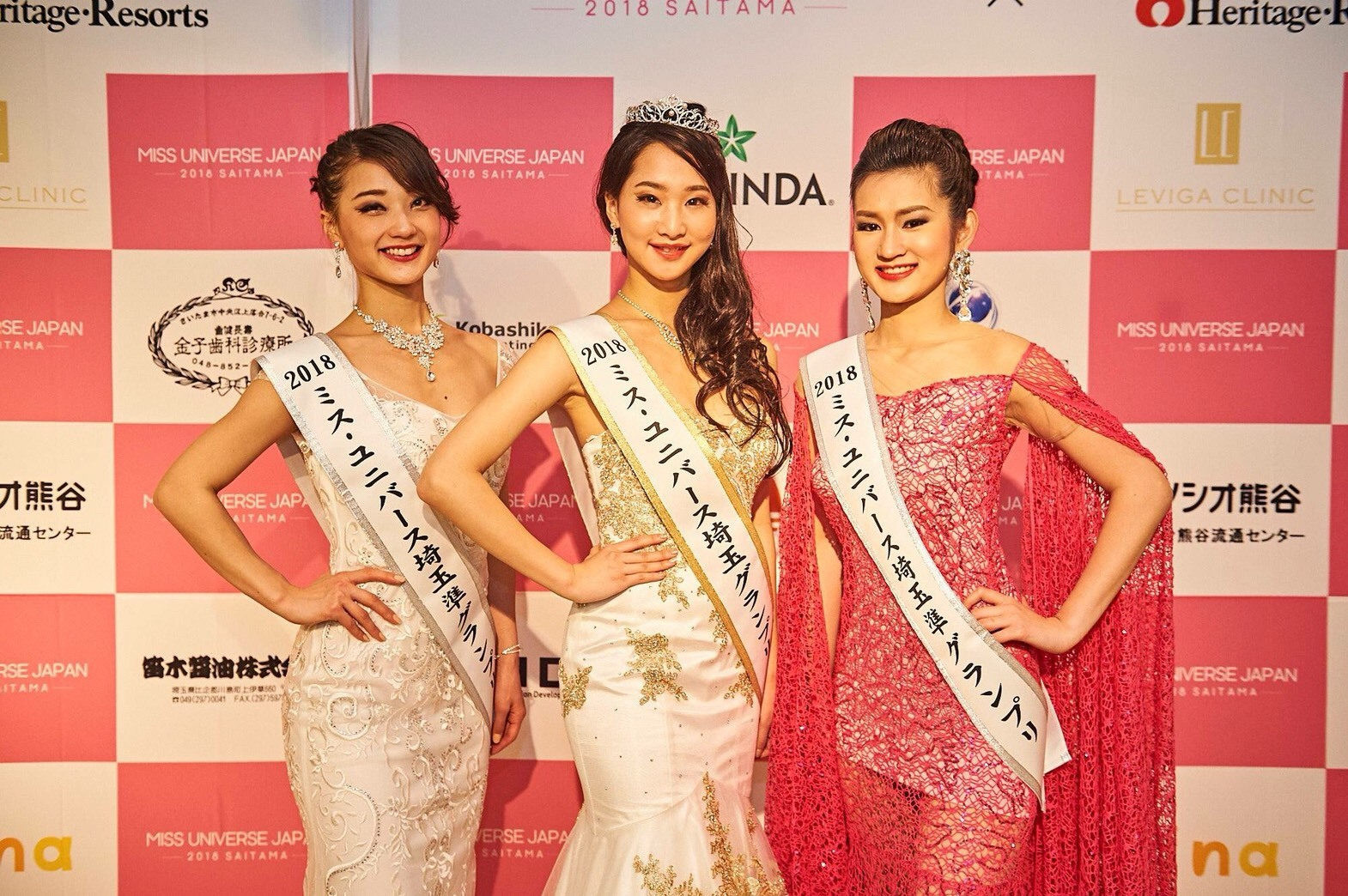 【 第91回❤︎ 】2018 Miss Universe Japan Saitama _1_5