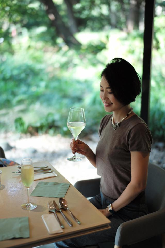 東京都庭園美術館に昨年オープンしたレストランへ_1_3