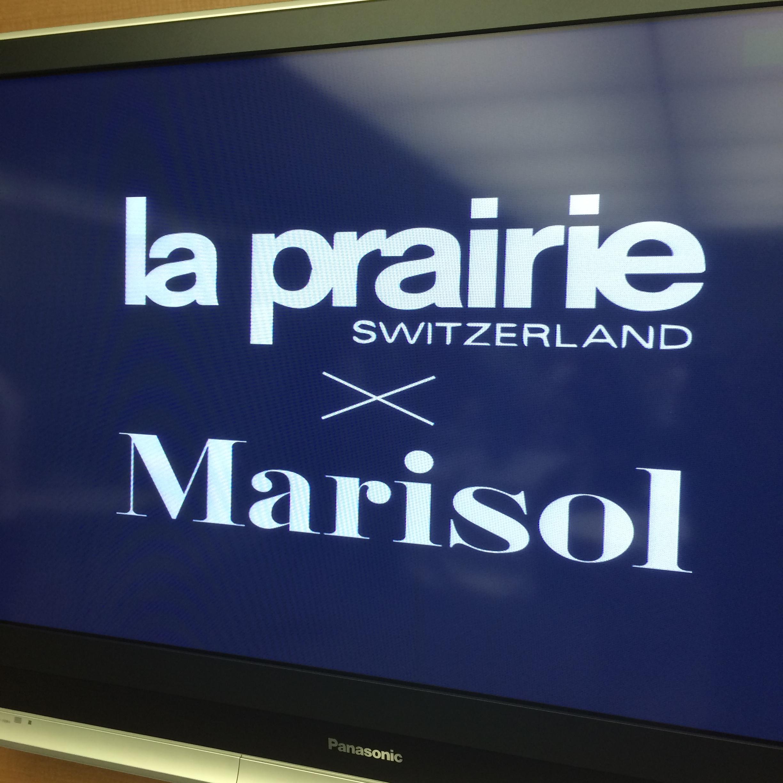 la prairie ×Marisol Beauty Class _1_2