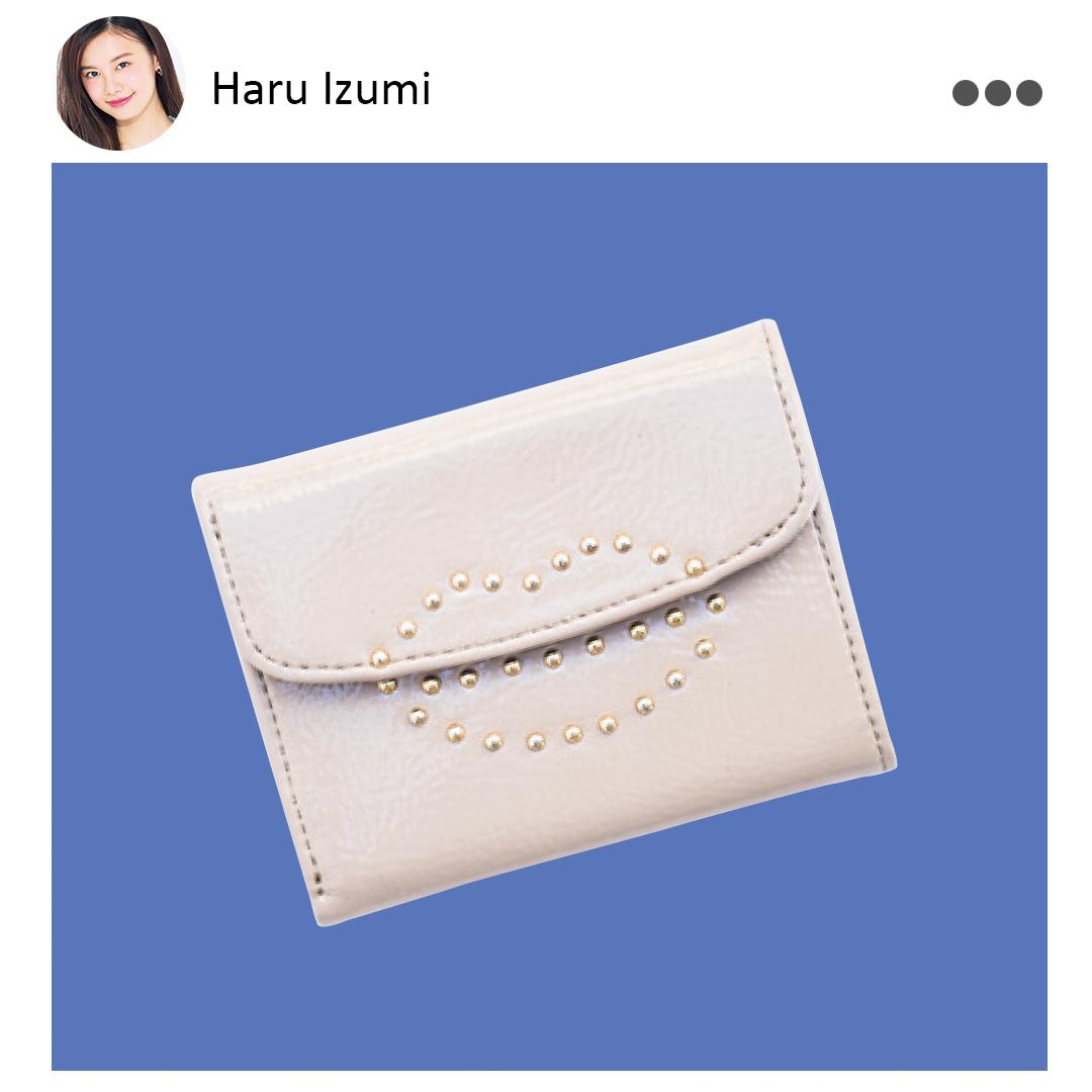 モデルって、どのブランドのミニ財布持ってるの?【モデルの私物】_1_2-10
