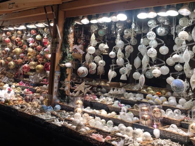 シェーンブルン宮殿はクリスマスマーケット☆_1_3