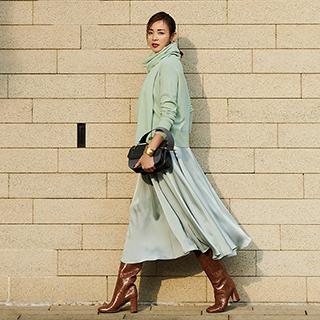 冬の着こなしの鮮度を上げる3つの方法
