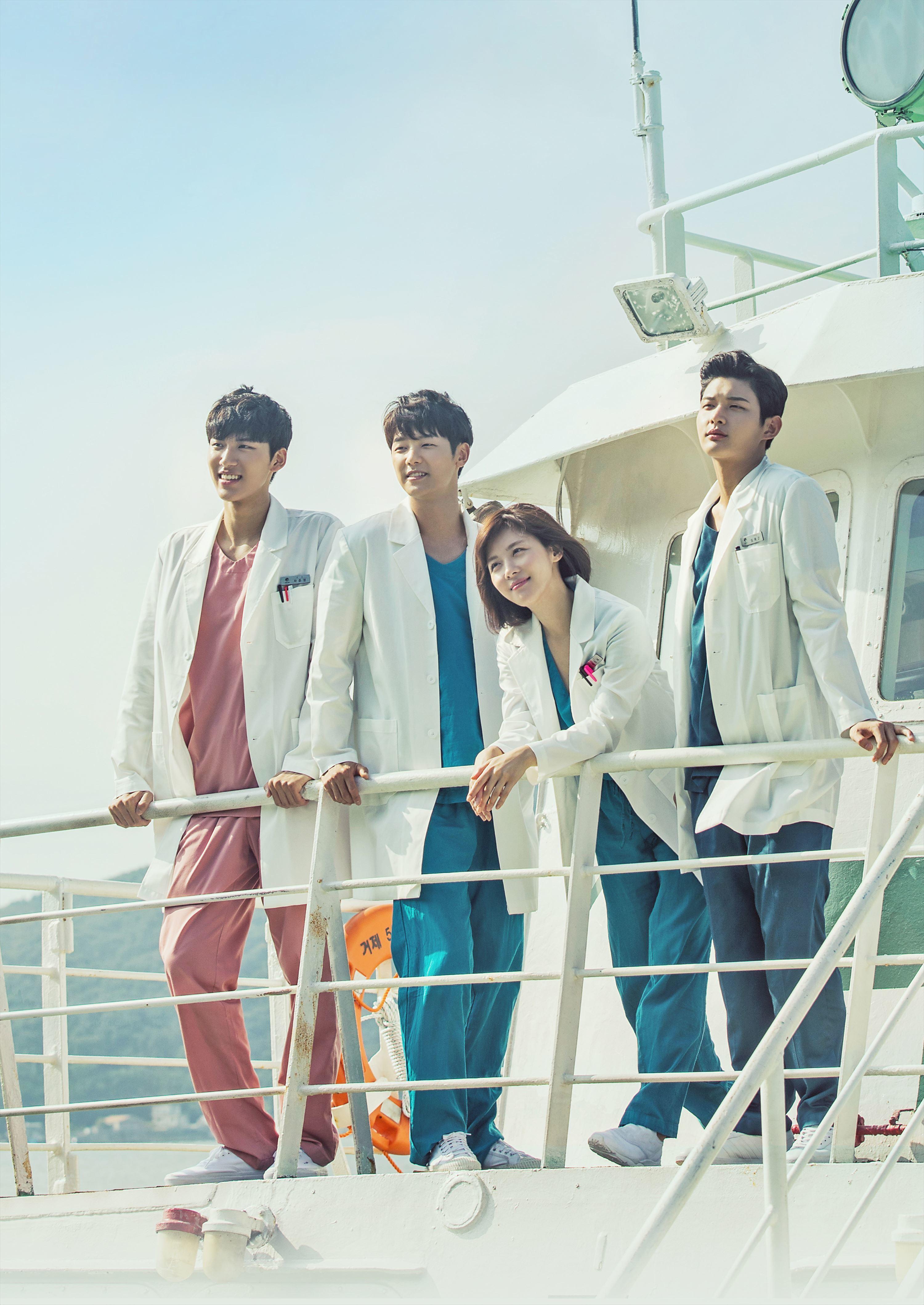 「病院船」で初W主演、カン・ミンヒョクさん(CNBLUE)インタビュー_1_5
