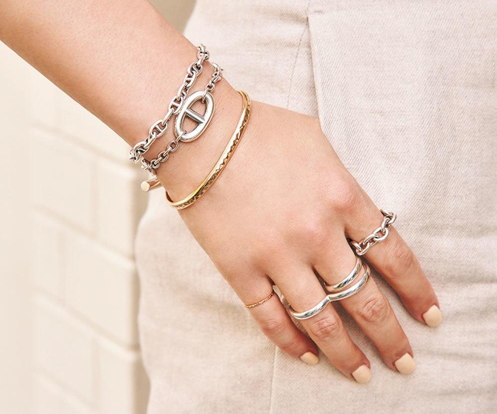 Tiffany&Hermèsrの手元コーデ_2