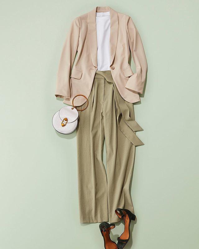 着映え、スタイル映えが叶う!50代のための毎日の美人服「my perfect wardrobe」デビュー!_1_3