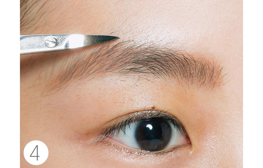 「太眉で薄い」人の眉の描き方&整え方、教えます!_1_5-4