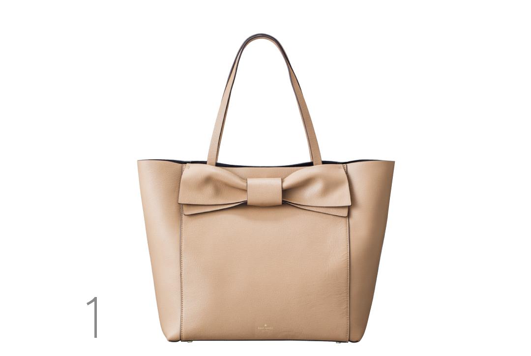 ケイト・スペードのバッグ、この秋買うトートは?(カワイイ選抜の口コミつき!)_1_2-1