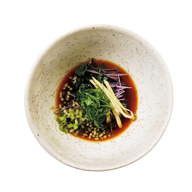 古澤千恵さんのレシピ『自家製ポン酢』