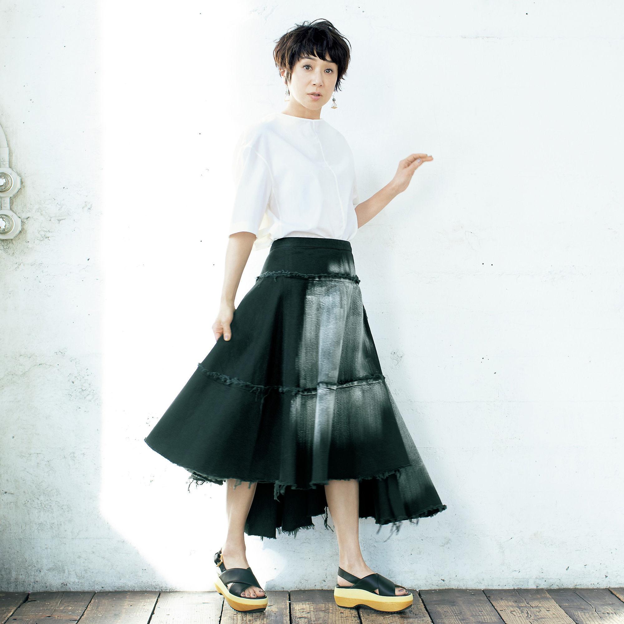 スタイリスト佐伯敦子さんセレクト「MARNI」のアイコニックアイテムで日常スタイルを新鮮に!_1_2