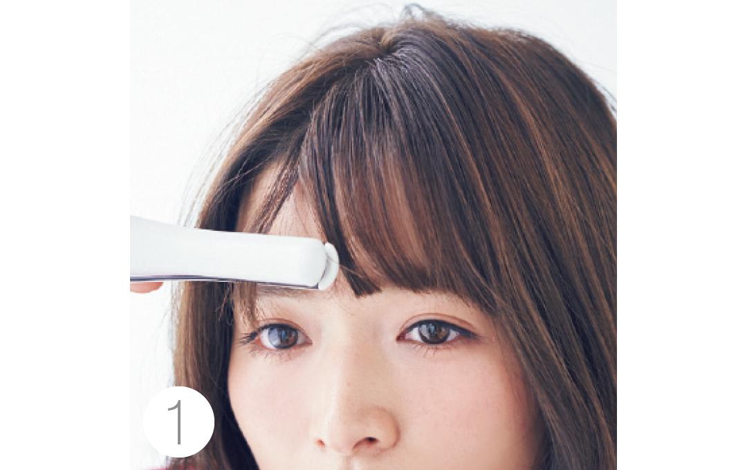 飯豊まりえさんの人生を変えた「眉ギリ前髪」★完コピでよーくわかる!_1_4-1