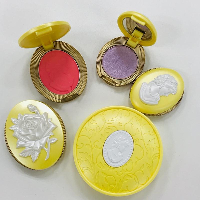 レモンイエローのパッケージはスポットライトをイメージ