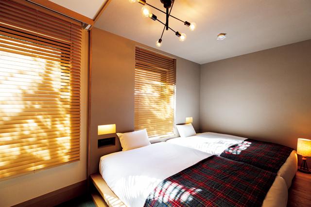 トゥインラインホテル軽井沢 客室