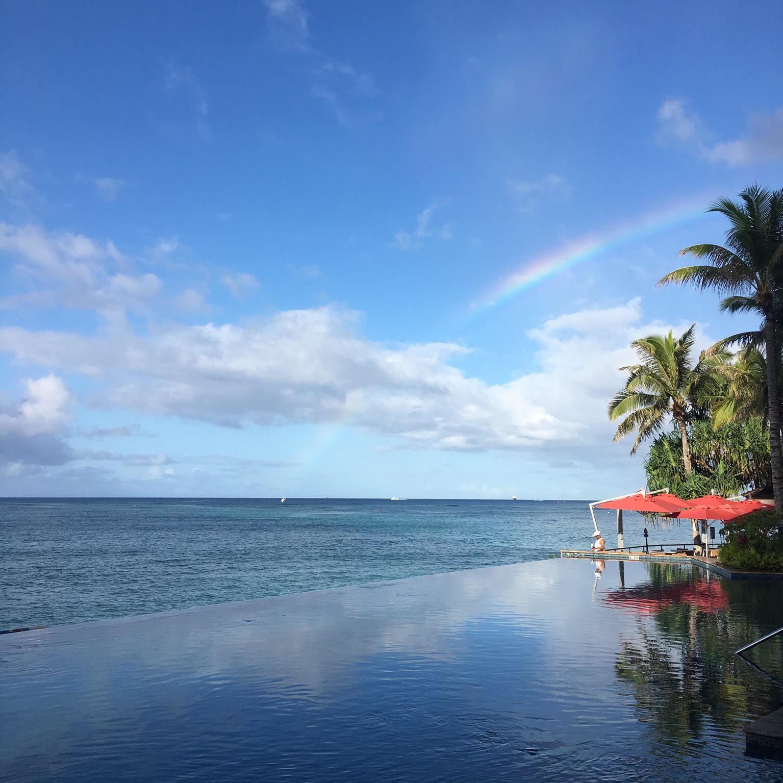 Hawaii レインボー