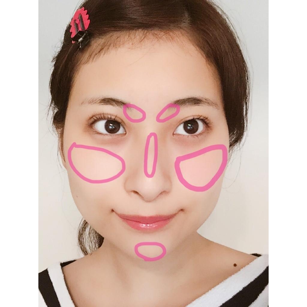 ( 13 ) 新作チークティント ♡ チークの入れ方紹介_1_3