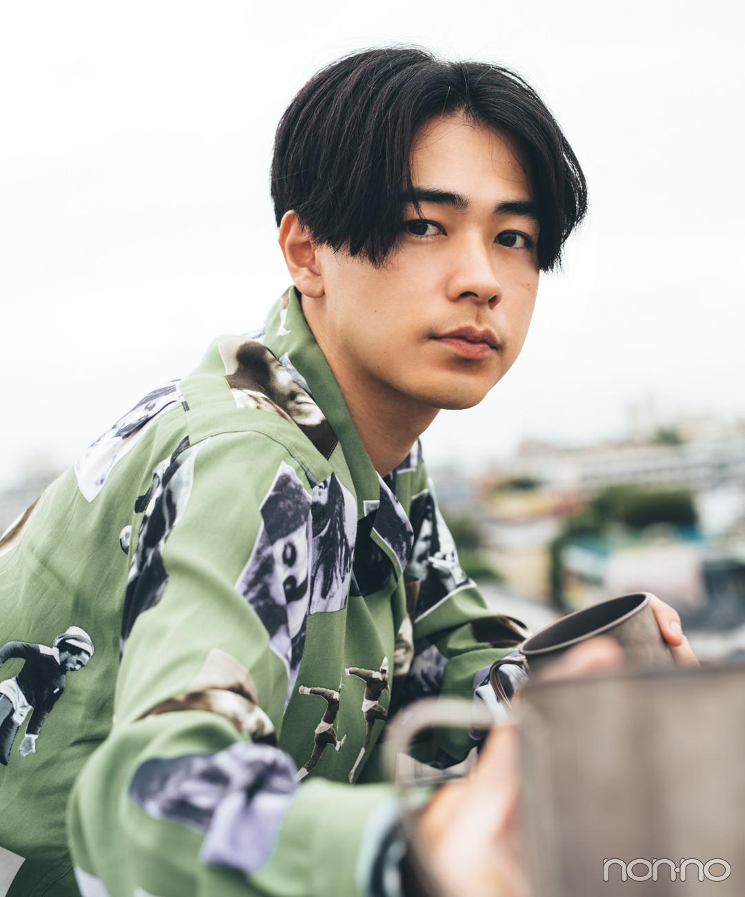 今一番気になる俳優・成田凌の彼氏感フォトギャラリー_1_1