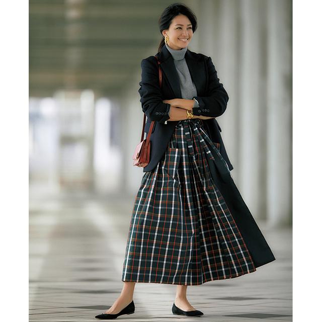 着るだけで自信が持てる!動くたびに華をふりまく「マキシスカート」 五選_1_1-2