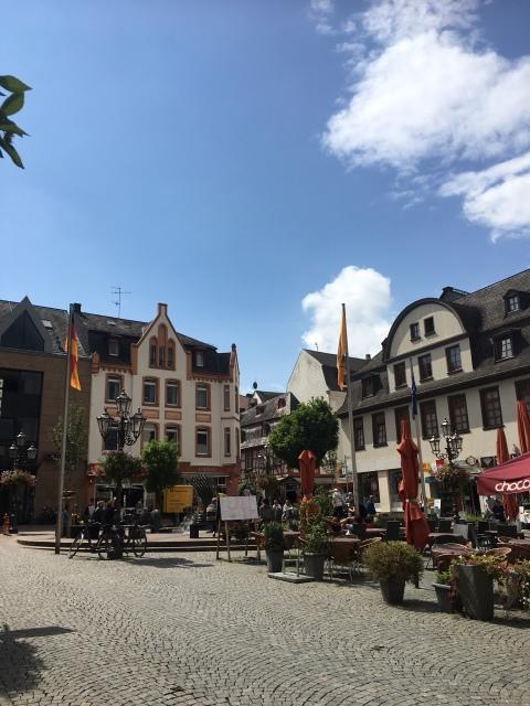 夏休み旅行 day2:ドイツ ライン川上り_1_2-5