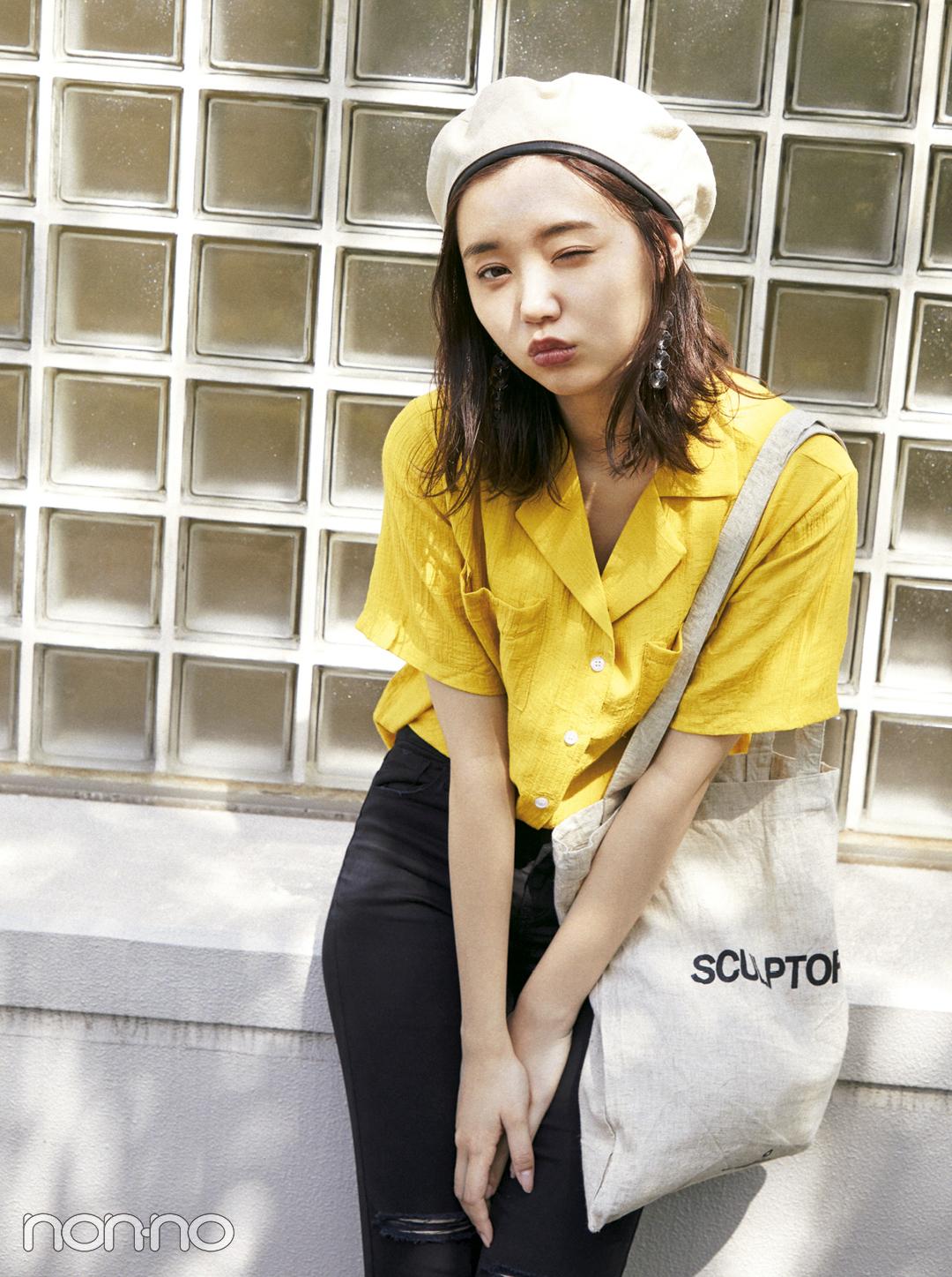 江野沢愛美の韓国っぽコーデ、2018年の夏はコレ!_1_3